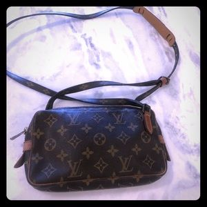 Louis Vuitton Marly crossbody bag Vintage